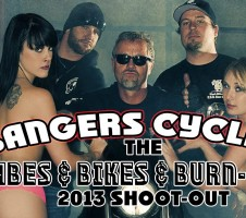 Babes, Bikes and Burnout